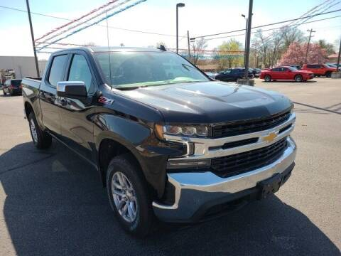 2021 Chevrolet Silverado 1500 for sale at LeMond's Chevrolet Chrysler in Fairfield IL