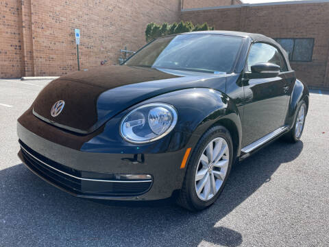 2013 Volkswagen Beetle Convertible for sale at Vantage Auto Group - Vantage Auto Wholesale in Lodi NJ