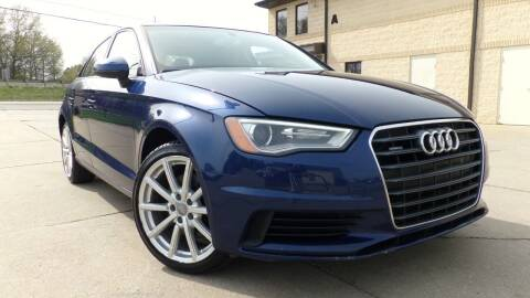 2015 Audi A3 for sale at Prudential Auto Leasing in Hudson OH