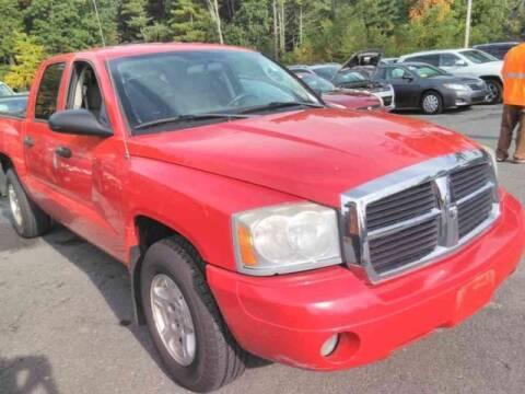 2007 Dodge Dakota for sale at Plymouthe Motors in Leominster MA