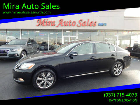 2009 Lexus GS 350 for sale at Mira Auto Sales in Dayton OH