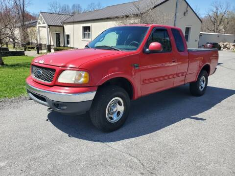 2001 Ford F-150 for sale at Wallet Wise Wheels in Montgomery NY