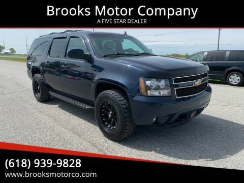 2009 Chevrolet Suburban for sale at Brooks Motor Company in Columbia IL