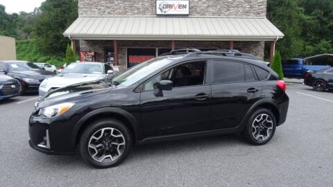2016 Subaru Crosstrek for sale at Driven Pre-Owned in Lenoir NC