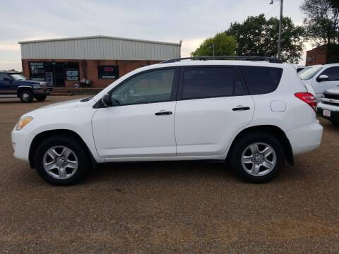 2009 Toyota RAV4 for sale at Frontline Auto Sales in Martin TN