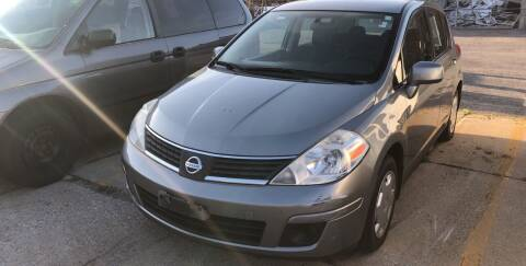 2007 Nissan Versa for sale at Cargo Vans of Chicago LLC in Mokena IL
