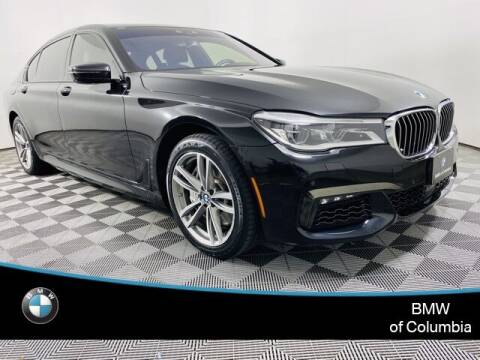 2016 BMW 7 Series for sale at Preowned of Columbia in Columbia MO