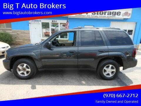 2005 Chevrolet TrailBlazer for sale at Big T Auto Brokers in Loveland CO