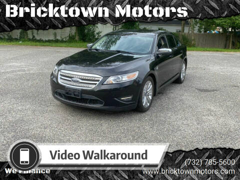 2010 Ford Taurus for sale at Bricktown Motors in Brick NJ