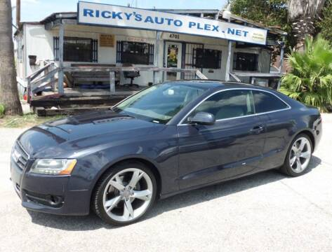 2011 Audi A5 for sale at RICKY'S AUTOPLEX in San Antonio TX