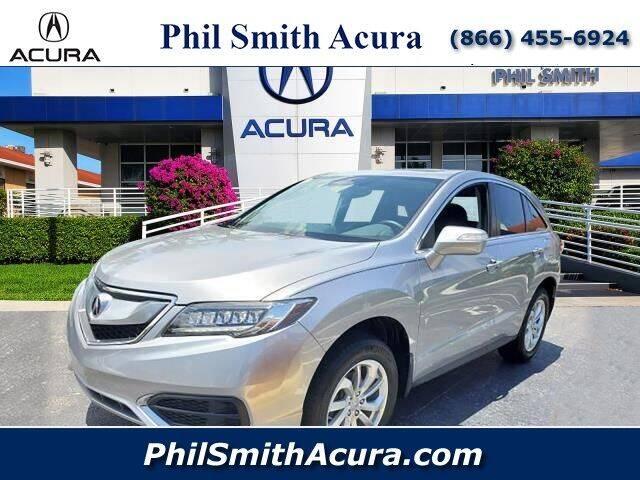 2018 Acura RDX for sale in Pompano Beach, FL