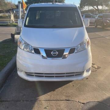 2015 Nissan NV200 for sale at Eshaal Cars of Texas in Houston TX