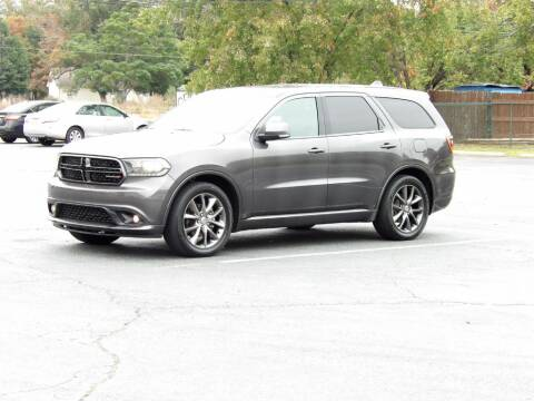 2018 Dodge Durango for sale at Access Auto in Kernersville NC