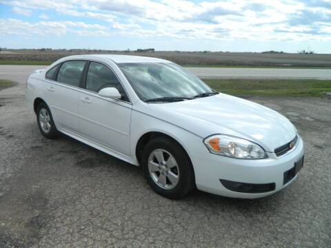 2011 Chevrolet Impala for sale at Pro Auto Sales in Flanagan IL