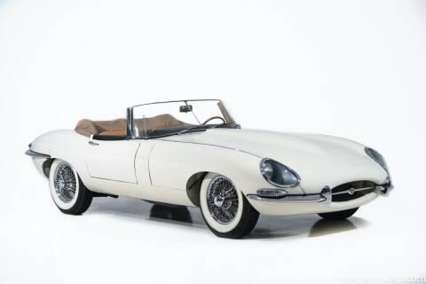 1965 Jaguar E-Type for sale at Motorcar Classics in Farmingdale NY