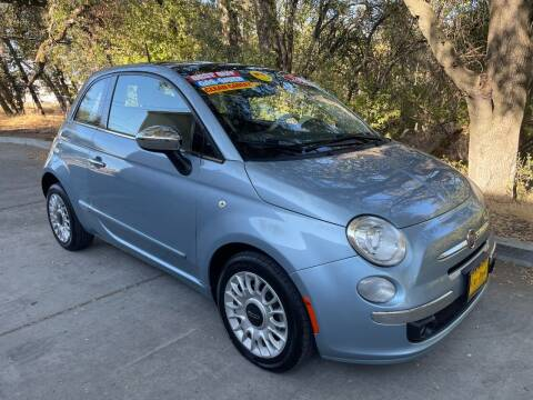 2013 FIAT 500 for sale at Car Deal Auto Sales in Sacramento CA
