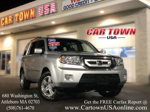 2011 Honda Pilot for sale at Car Town USA in Attleboro MA