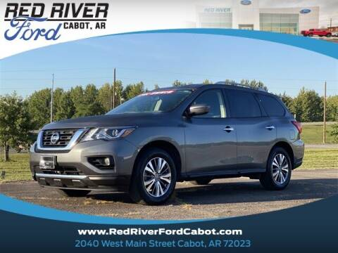 2019 Nissan Pathfinder for sale at RED RIVER DODGE - Red River of Cabot in Cabot, AR