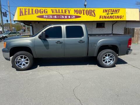 2011 GMC Sierra 1500 for sale at Kellogg Valley Motors in Gravel Ridge AR
