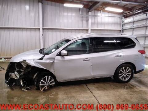 2014 Nissan Pathfinder for sale at East Coast Auto Source Inc. in Bedford VA