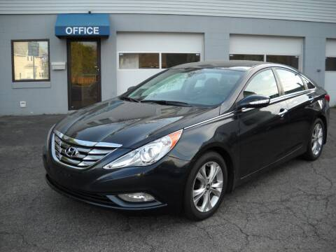2011 Hyundai Sonata for sale at Best Wheels Imports in Johnston RI