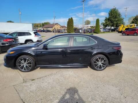 2021 Toyota Camry for sale at Chuck's Sheridan Auto in Mount Pleasant WI