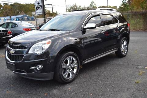 2011 Chevrolet Equinox for sale at Victory Auto Sales in Randleman NC