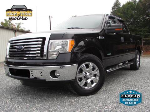 2012 Ford F-150 for sale at High-Thom Motors in Thomasville NC