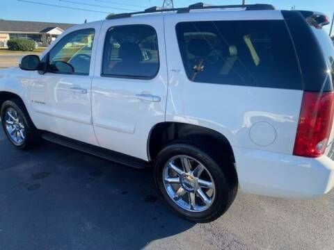 2007 GMC Yukon for sale at Elite Auto Brokers in Lenoir NC