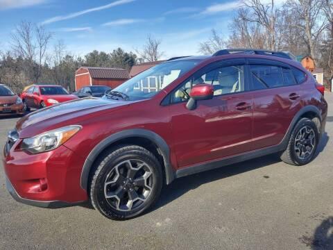 2014 Subaru XV Crosstrek for sale at GREENPORT AUTO in Hudson NY
