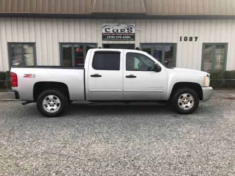 2011 Chevrolet Silverado 1500 for sale at Carolina Auto Resale Supercenter in Reidsville NC