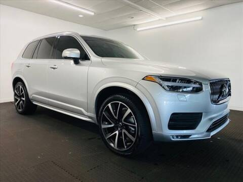 2021 Volvo XC90 for sale at Champagne Motor Car Company in Willimantic CT