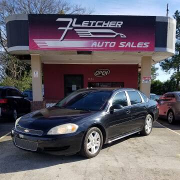 2014 Chevrolet Impala Limited for sale at Fletcher Auto Sales in Augusta GA