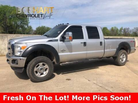 2016 Ford F-350 Super Duty for sale at BOB HART CHEVROLET in Vinita OK
