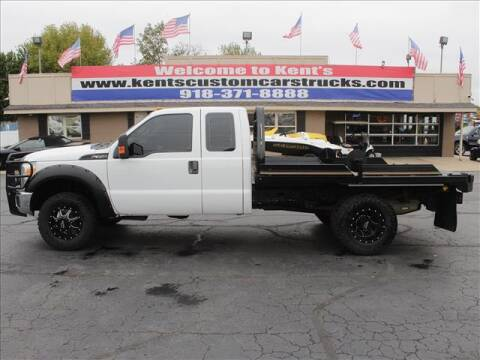 2012 Ford F-350 Super Duty for sale at Kents Custom Cars and Trucks in Collinsville OK
