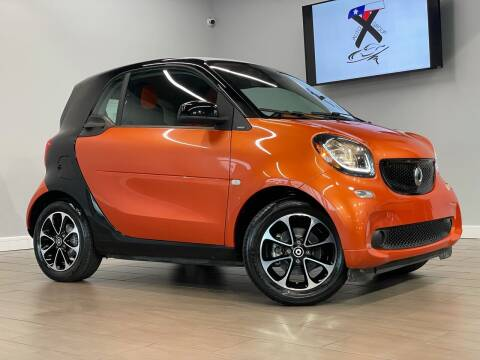 2016 Smart fortwo for sale at TX Auto Group in Houston TX