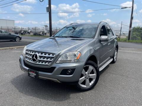 2010 Mercedes-Benz M-Class for sale at A1 Auto Mall LLC in Hasbrouck Heights NJ