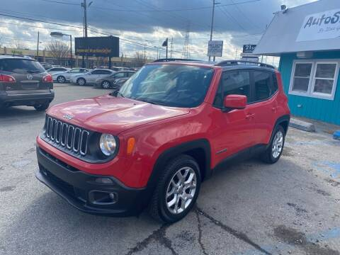 2015 Jeep Renegade for sale at Autostrade in Indianapolis IN