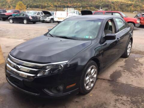 2010 Ford Fusion for sale at Troys Auto Sales in Dornsife PA