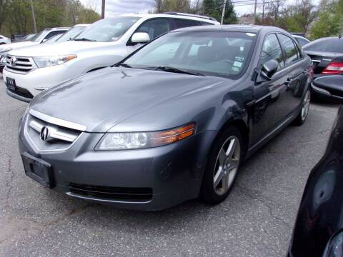 2005 Acura TL for sale at Top Line Import of Methuen in Methuen MA