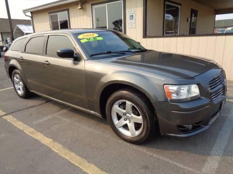 2008 Dodge Magnum for sale at BBL Auto Sales in Yakima WA