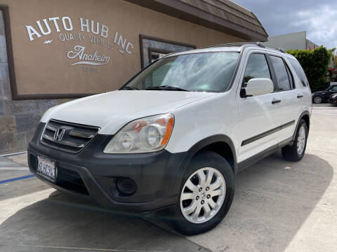 2006 Honda CR-V for sale at Auto Hub, Inc. in Anaheim CA