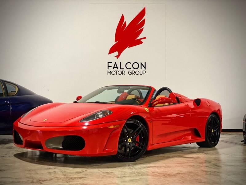 2006 Ferrari F430 for sale at FALCON MOTOR GROUP in Orlando FL