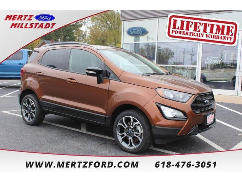 2020 Ford EcoSport for sale in Millstadt, IL