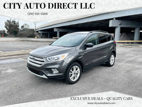 2017 Ford Escape for sale at City Auto Direct LLC in Cleveland OH