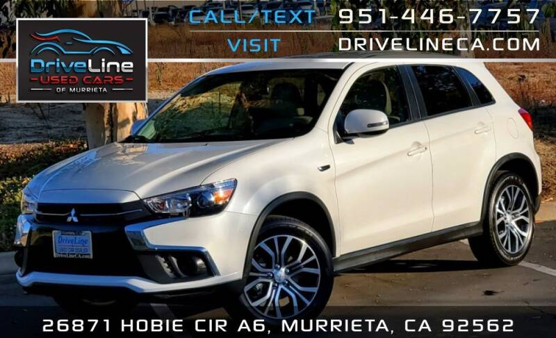 2019 Mitsubishi Outlander Sport for sale in Murrieta, CA
