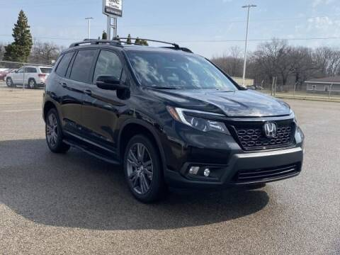 2019 Honda Passport for sale at Betten Baker Preowned Center in Twin Lake MI