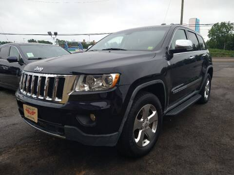 2011 Jeep Grand Cherokee for sale at P J McCafferty Inc in Langhorne PA