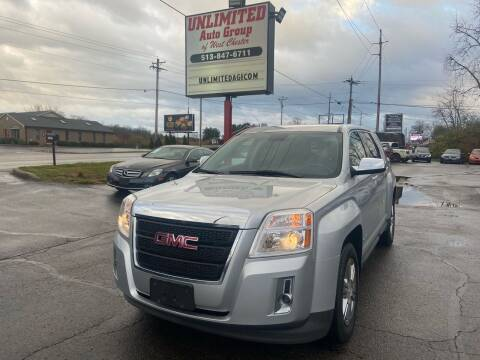 2015 GMC Terrain for sale at Unlimited Auto Group in West Chester OH