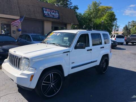 2008 Jeep Liberty for sale at Billy Auto Sales in Redford MI